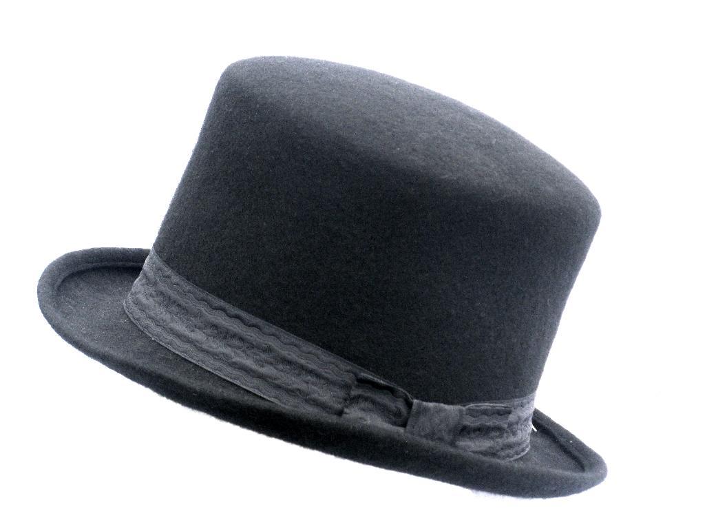 Шляпа фетровая 530 муж изображение 4