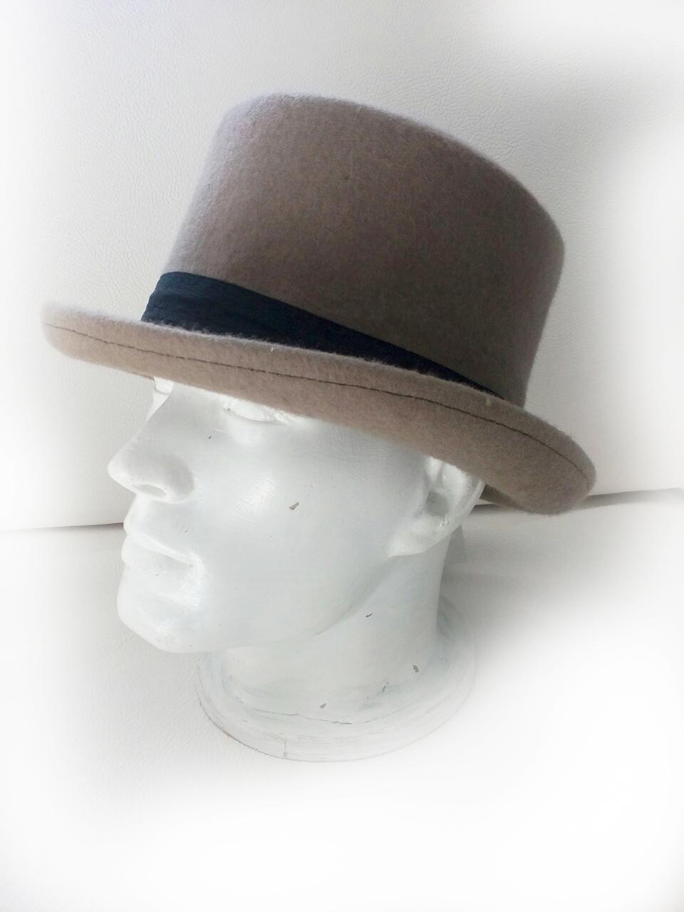 Шляпа фетровая 530 муж изображение 2