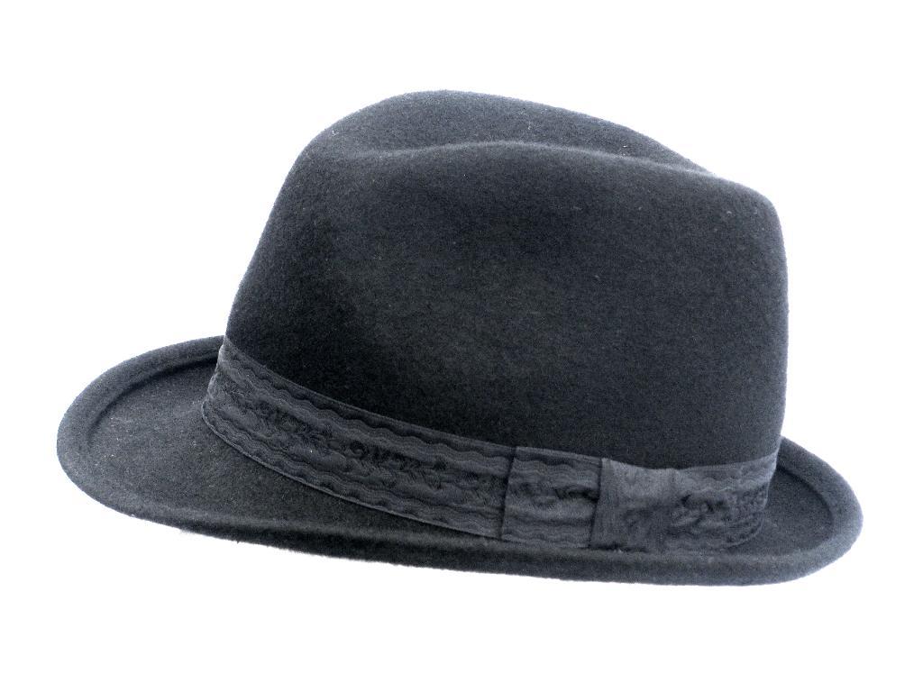 Шляпа фетровая 427 муж изображение 1