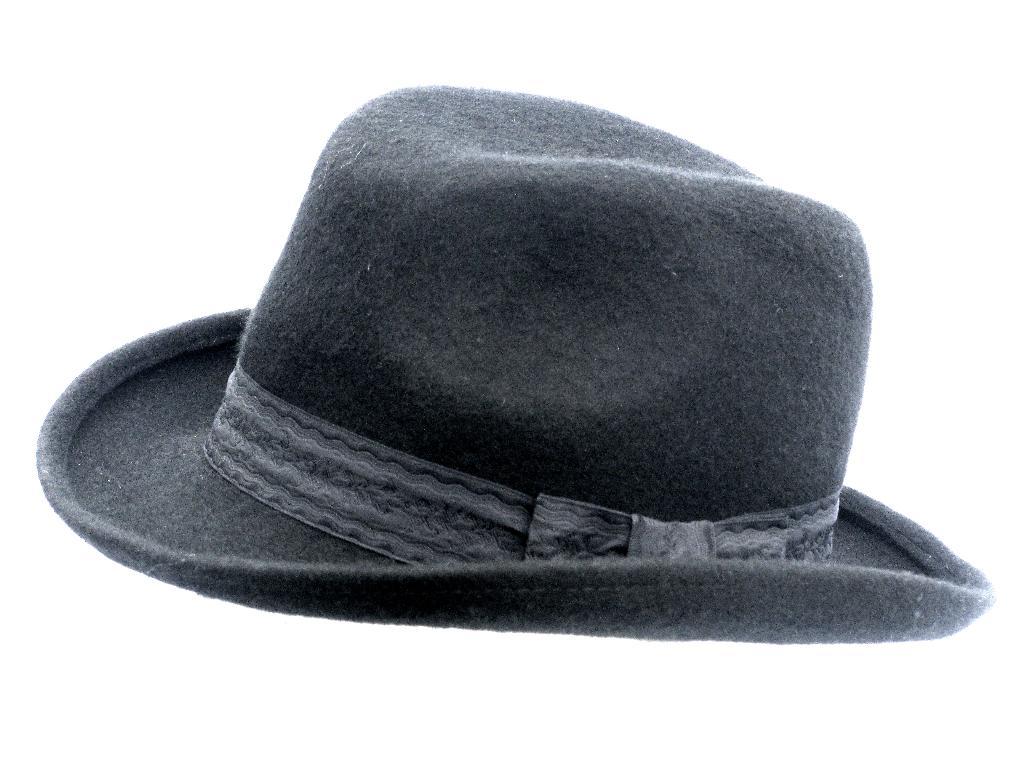 Шляпа фетровая 508 муж изображение 1