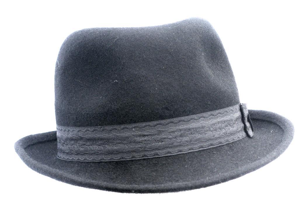 Шляпа фетровая 513 муж изображение 1