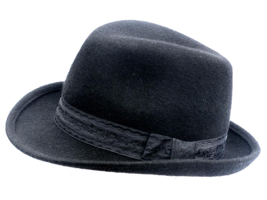 Шляпа фетровая 518 муж изображение 1