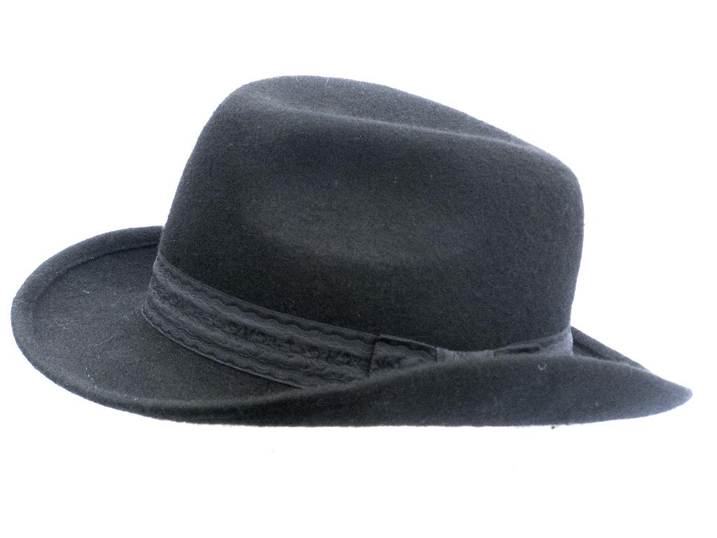 Шляпа фетровая 617 муж изображение 1