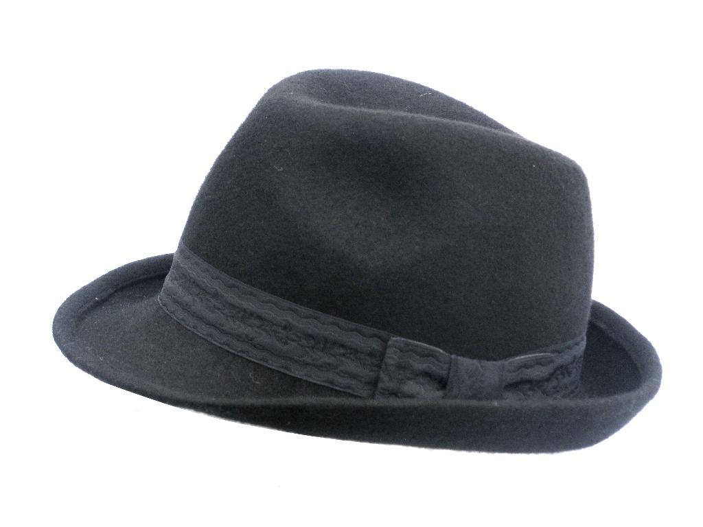 Шляпа фетровая 622 муж изображение 1
