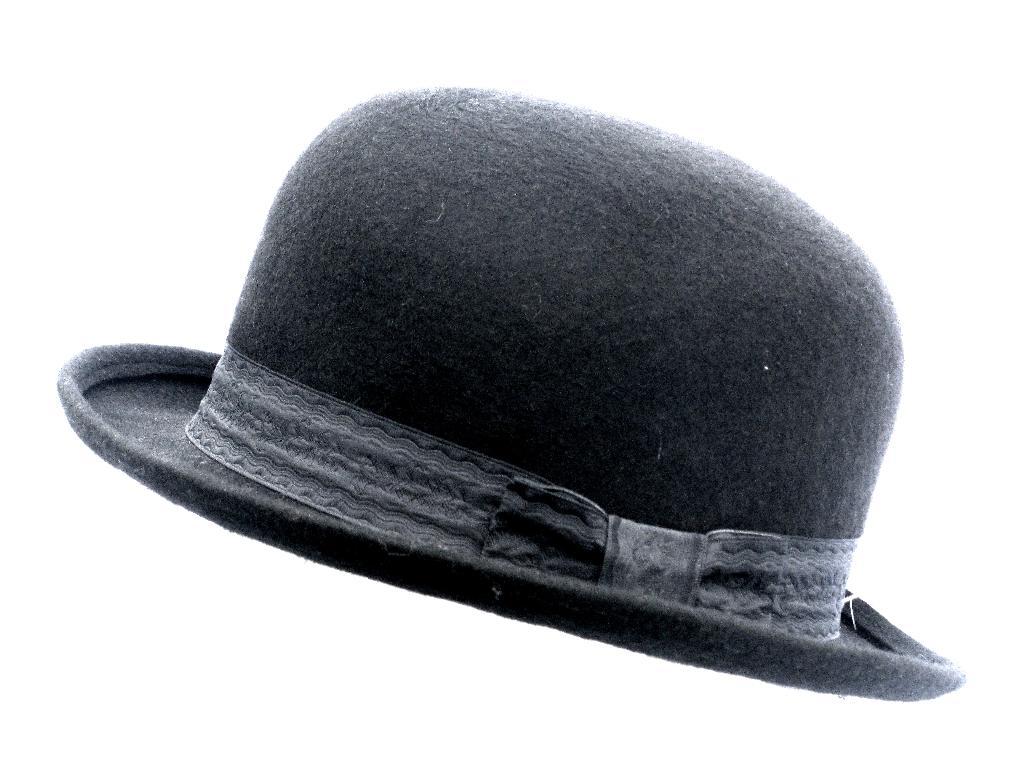 Шляпа фетровая 624 муж изображение 1