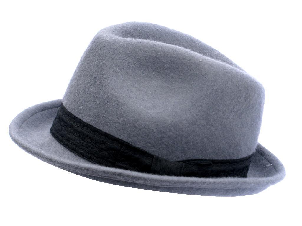 Шляпа фетровая 708 муж изображение 1