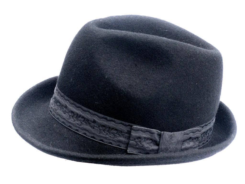 Шляпа фетровая 708 муж изображение 2